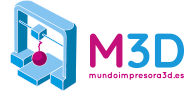 Logo Mundo Impresora 3D